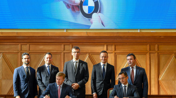 BMW postpones construction of new plant in Hungary