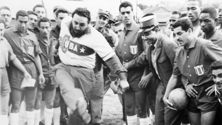 Amikor a kubai futballválogatott a német negyedosztályba igazolt