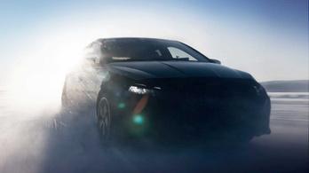 Álcázva, de megmutatták az új, forró Hyundai-t