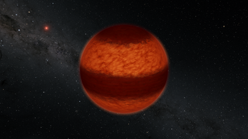 A Jupiteréhez hasonló felhőöveket figyeltek meg a legközelebbi barna törpén