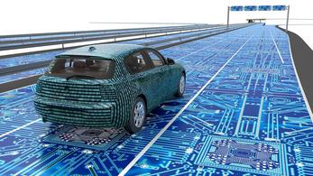 Húsz év alatt megduplázódott az elektronika az autókban