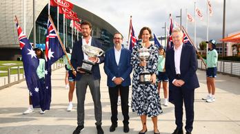 Vállalni kell a karantént a teniszezőknek a 2021-es AusOpen-re