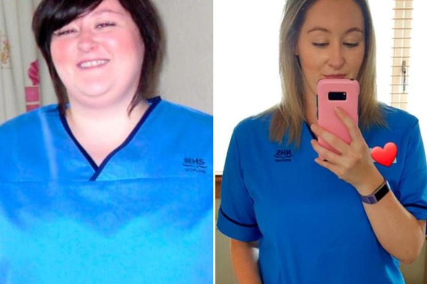 Rengeteget fogytak, nem csak karcsúak, egészségesek is lettek: 8 ember átalakulása előtte-utána képeken