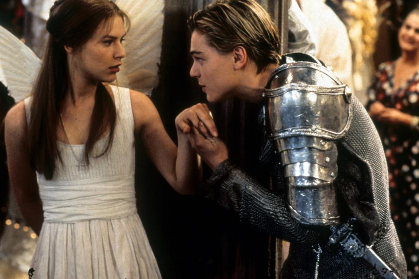 Claire Danes ki nem állhatta a Rómeó és Júlia forgatása alatt DiCapriót, mivel a színész gyakran megviccelte kollégáit ahelyett, hogy a munkára koncentrált volna.