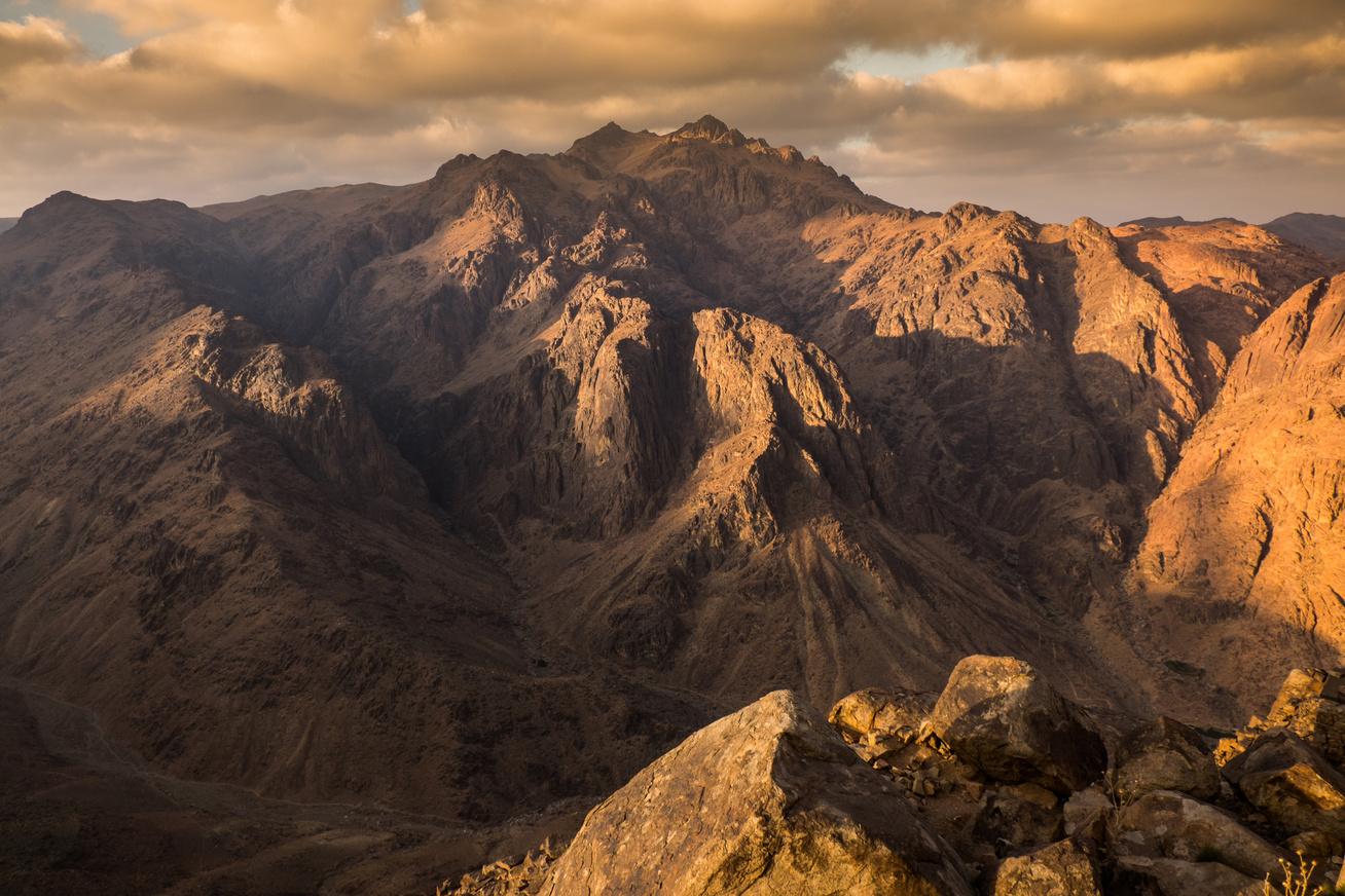 sínai hegy egyiptom mózes