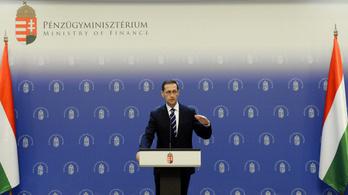 Varga: Plusz 400 milliárd forint jut gazdaságvédelemre
