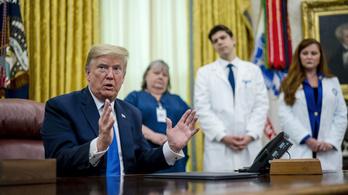Trump: Ez rosszabb, mint Pearl Harbor vagy a World Trade Center