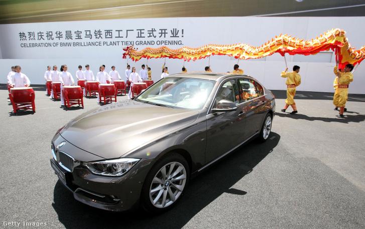 BMW autógyár megnyitója Senjangban 2012. május 24.
