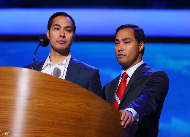 Joaquin Castro (b) és Juan Castro