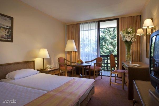 Danubius Health Spa Resort Sárvár szoba