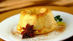 Lehet a rizsfelfújt is elegáns desszert: rizskoch szegfűszeges borsodóval, mazsolával és fahéjjal