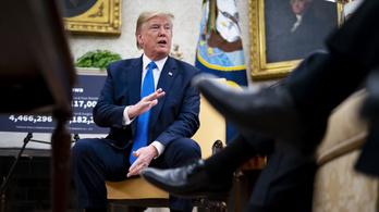 Trump megvétózta az Irán elleni katonai akciók korlátozásáról szóló kongresszusi határozatot