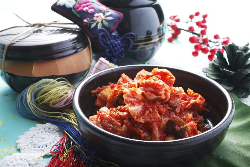 Könnyű, fűszeres kimchi, avagy a híres koreai káposztasaláta