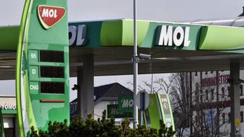 A Mol-csoport 48,4 milliárd forint nettó veszteséget könyvelt el az első negyedévben