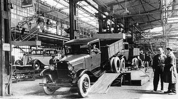Az első szovjet autókonszern, a GAZ születése