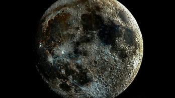 A valaha készített legélesebb kép a Hold Terminátoráról