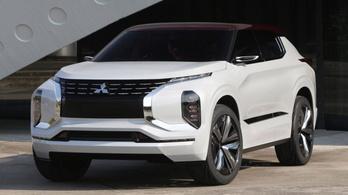 Nissan alapokra épül a következő Mitsubishi Outlander?