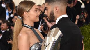 Rajongóik szerint Zayn Malik már el is jegyezte Gigi Hadidot