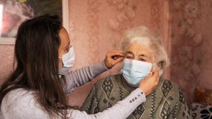 Így segíts annak, aki beteget ápol otthon a járvány idején