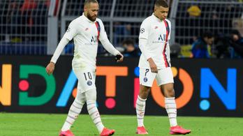 Több mint hatmilliárd euróval csökkent az Európában játszó futballisták értéke