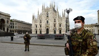 Olaszországban újranyitják a templomokat a híveknek