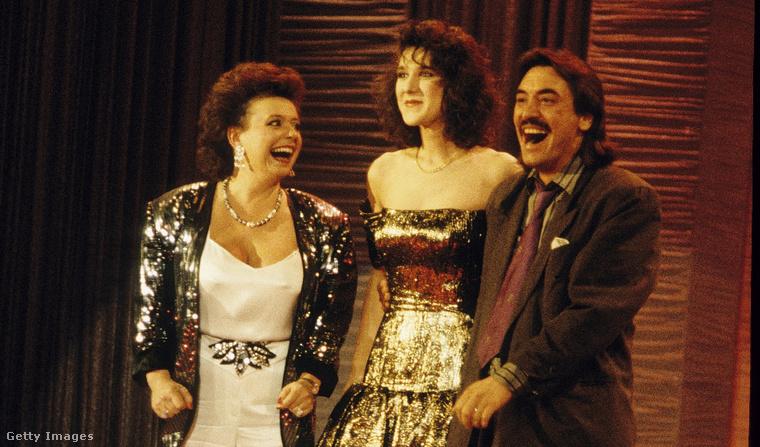 A '80-as éveket képviselje itt először is Céline Dion. A '90-es években világsztárrá váló énekesnő 1988-ban nyerte meg a dalfesztivált Svájcnak, egy francia nyelvű számmal.