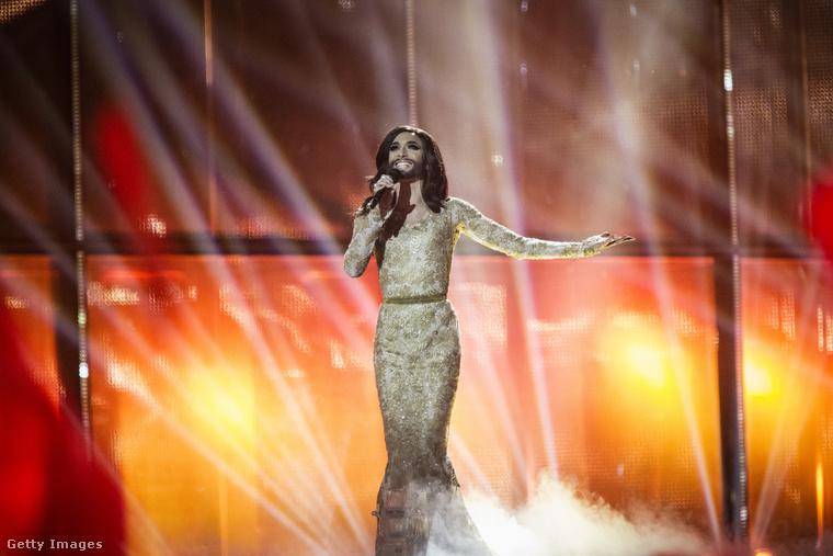 A tizes évek Eurovízióiból melyik a legemlékezetesebb pillanat? Hát természetesen Conchita Wurst 2014-es győzelme.