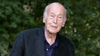 Szexuális zaklatással vádolják Valery Giscard d'Estaing volt francia elnököt