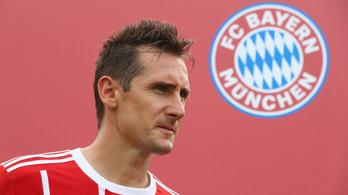 A vb-k gólrekordere lett a Bayen München másodedzője