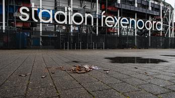 Amíg nincs vakcina, Hollandiában nem járhatnak meccsekre a szurkolók
