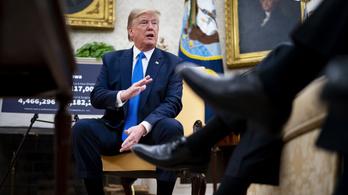 A Trump-kormány elvetette a szakértők tervét a korlátozások lazításáról