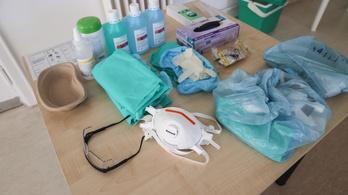 RTL: Van, hogy hétvégén egyáltalán nem jut maszk a nyíregyházi kórház dolgozóinak