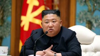 Kim Dzsongun gratulált Kínának a járványkezeléshez