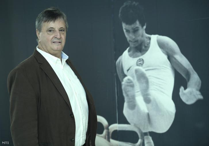 A magyar sport kategóriában Prima Primissima-díjra jelölt Magyar Zoltán kétszeres olimpiai bajnok tornász, a nemzet sportolója, a Magyar Torna Szövetség elnöke az FTC tornacsarnokában 2018. november 6-án