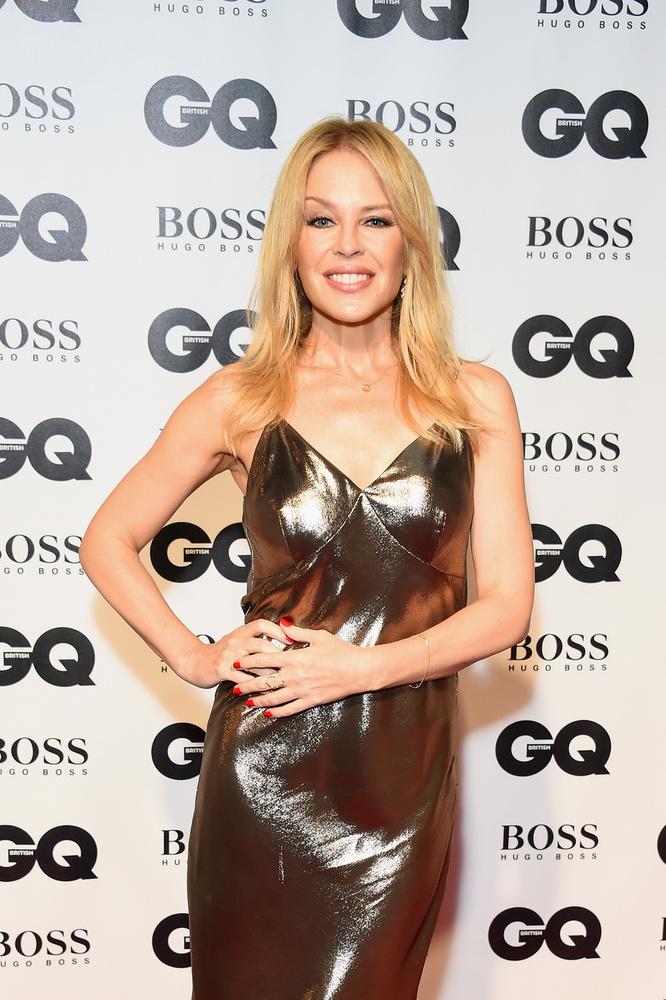 Kylie Minogue!