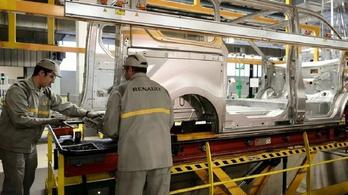 Visszazáratták a Renault egy gyárát Franciaországban