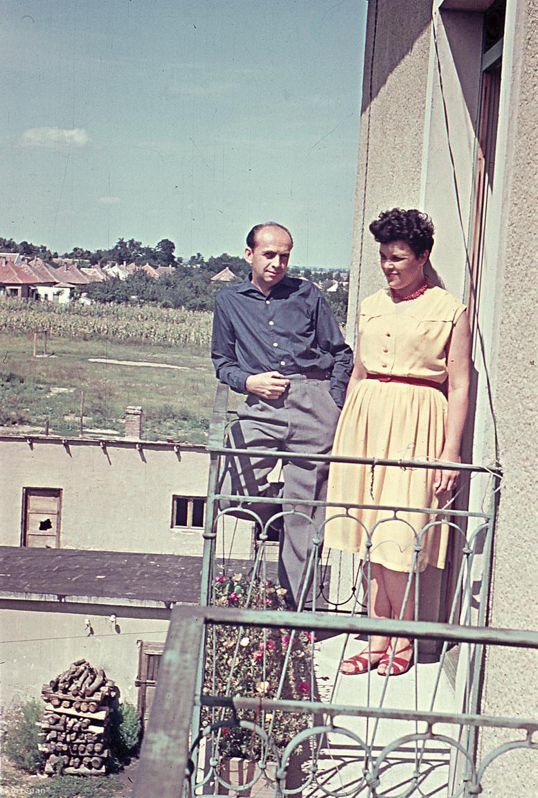 1962. Magyarország,Dombóvár, Dombó Pál utca 44.