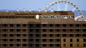 Koronavírus-gyanúval karanténban van négy koreai az Intercontinental hotelben
