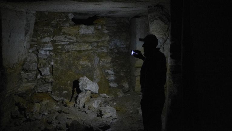 Újabb és újabb holttestek kerülnek elő Odessza katakombáiból