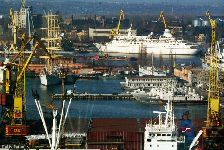 Odessza Ukrajna legnagyobb kikötője, bár a múltja inkább Oroszországhoz köti