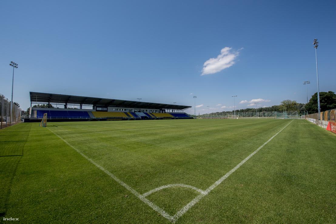 A Tiszakécske stadionja