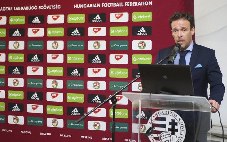 Barczi Róbert, az MLSZ új sportigazgatója