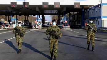 Az EU külső határai június 15-ig zárva maradhatnak