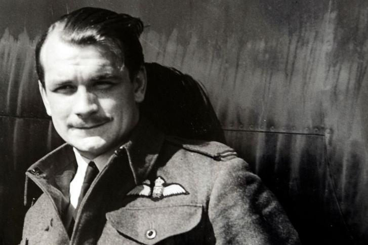 """John """"Paddy"""" Hemingway, az angliai csata utolsó életben maradt veteránja"""