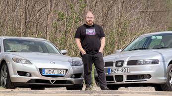 Szász Marci: autót eladni bűn