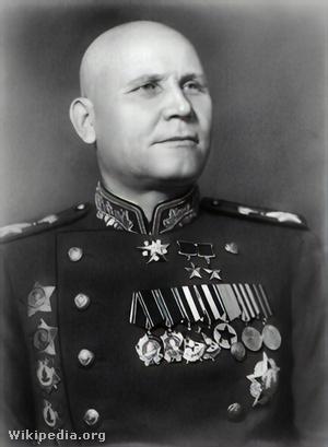Ivan Konyev 1945-ben