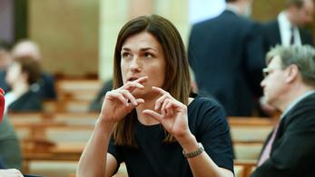 Varga Juditnak is van egy elmélete arról, amit Kövér a női ellenzéki képviselőkről mondott