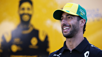 Daniel Ricciardo káoszra számít a Forma-1-es szezon újraindulása után