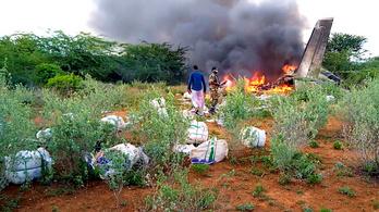 Etiópia elismerte, hogy lelőttek egy segélyszállító kisgépet