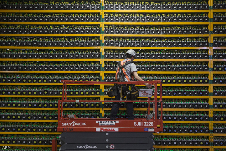 Bitcoin bányászat Kanadában 2018-ban